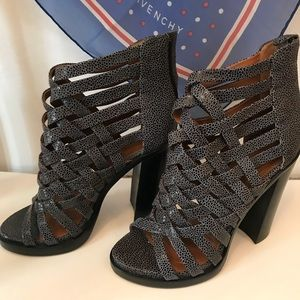 Givenchy caged heels